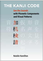 The Kanji Code: Japanese phonetic components